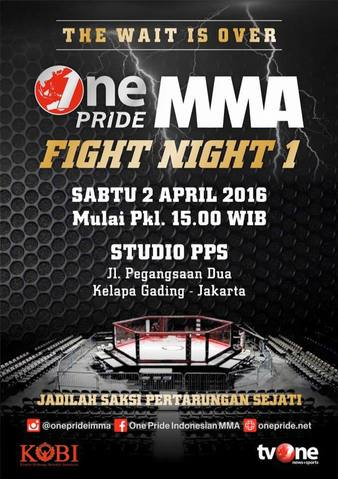 ONE Pride MMA Fight Night 1