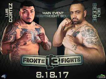 Front Street Fights 13