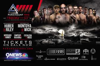 Paramount MMA 8