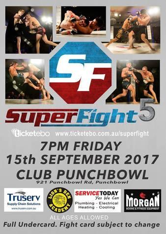 Superfight MMA 5