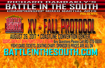 Battle in the South 15