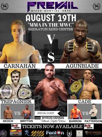 Prevail MMA