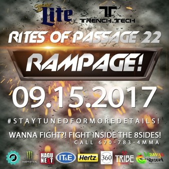 Rites of Passage 22