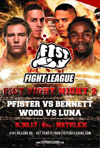 Fist Fight Night 2