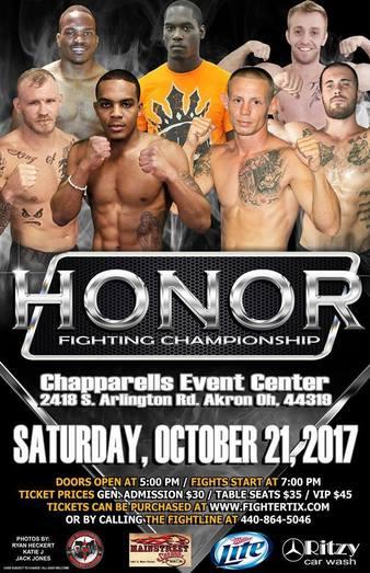 Honor FC 1