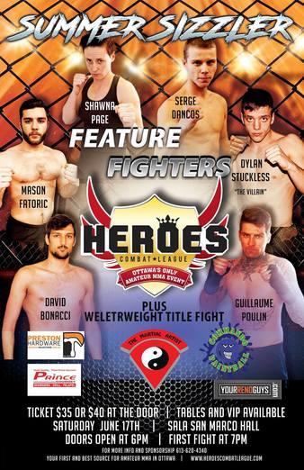 Heroes Combat League