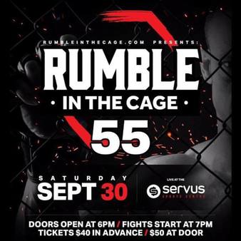 Rumble in the Cage 55