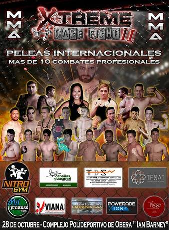 Xtreme Cage Fight 2