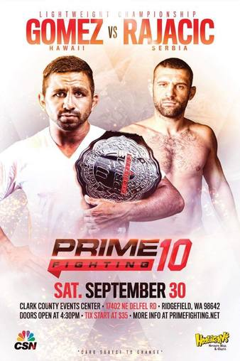 Prime Fighting 10