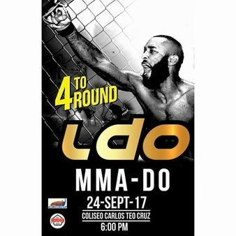 Liga de Oro MMA-Do