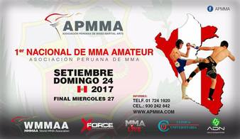 APMMA: First National of Amateur MMA