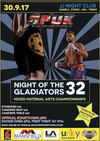 Night of the Gladiators 32