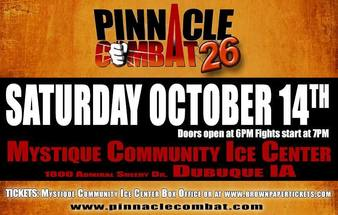 Pinnacle Combat 26