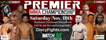 Premier MMA Championship 5