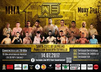 WTE Fight Championship 1