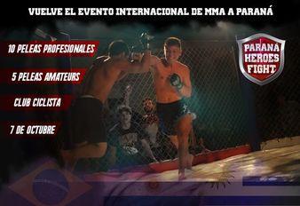 Parana Heroes Fight 2