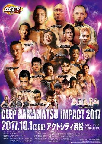DEEP Hamamatsu Impact 2017