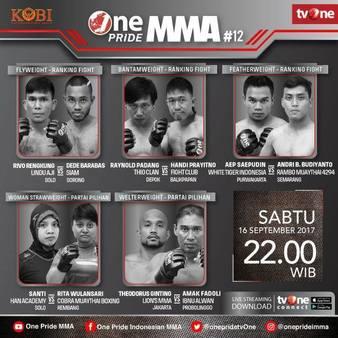 One Pride MMA Fight 12