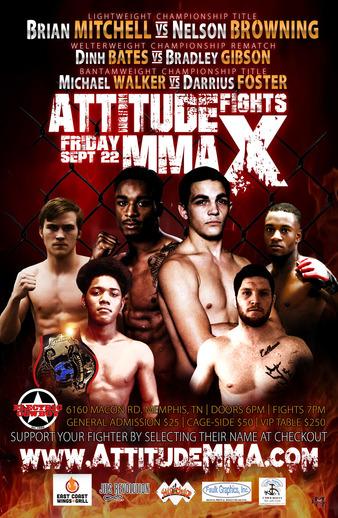 Attitude MMA Fights 10