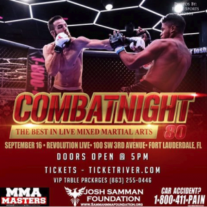 Combat Night 80
