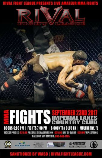 Rival Fight League 14