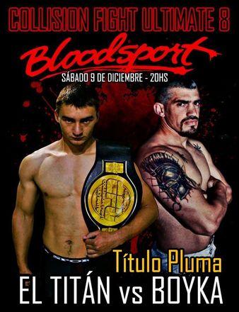 CFU 8: Bloodsport
