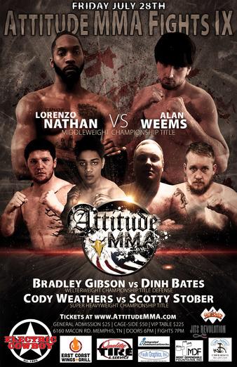 Attitude MMA Fights 9