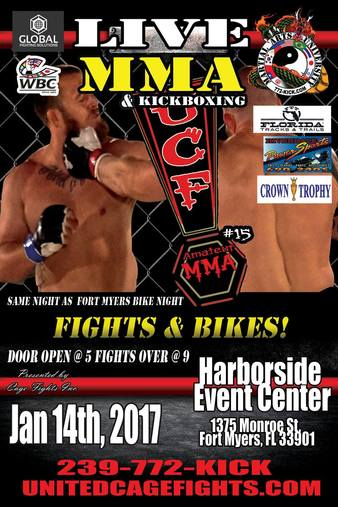 United Cage Fights 15