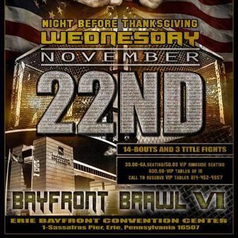 Bayfront Brawl 4