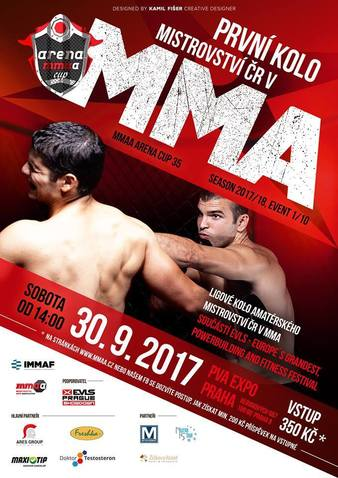 MMAA Arena Cup 35