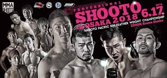 Shooto in Osaka 2018