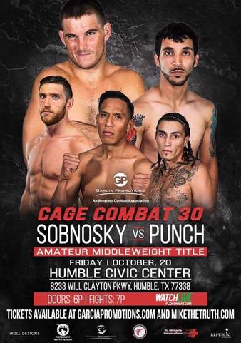 Cage Combat 30