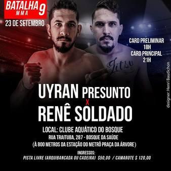 Batalha MMA 9