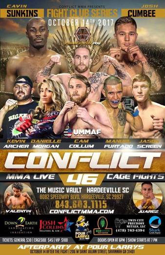 Conflict MMA 46