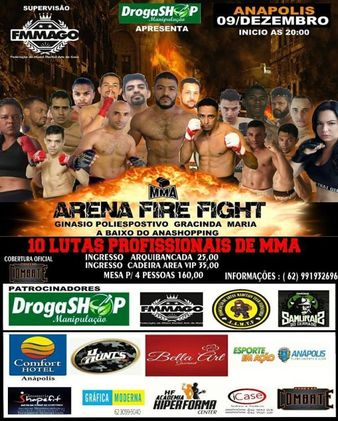 Arena Fire Fight 7