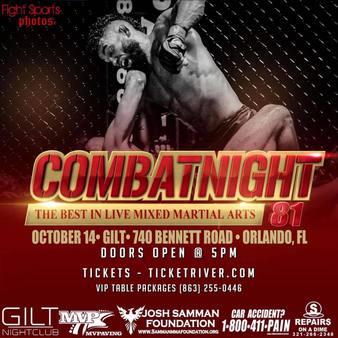 Combat Night 81