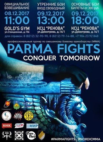 Parma Fights 8