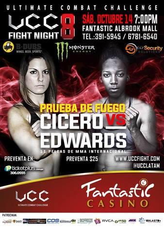 UCC Fantastic Fight Night 8