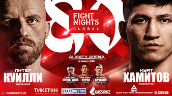 Fight Nights Global 80