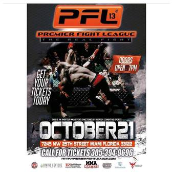 Premier Fight League 13
