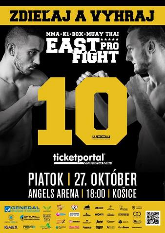 East PRO Fight 10