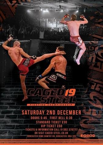 Caged Steel FC 19