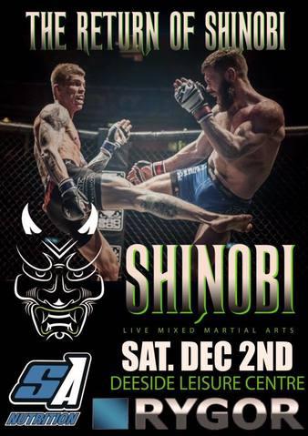 Shinobi War 11