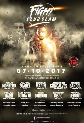 Fight Club Slam 2017