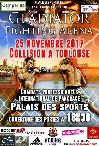 Gladiator Fighting Arena 9