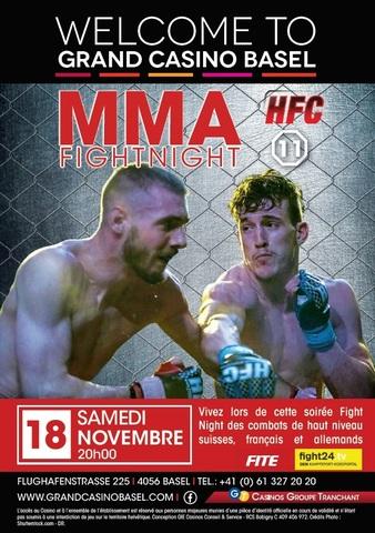 Hard Fighting Championship 11