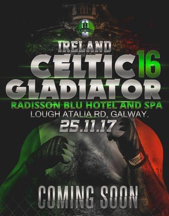 Celtic Gladiator 16