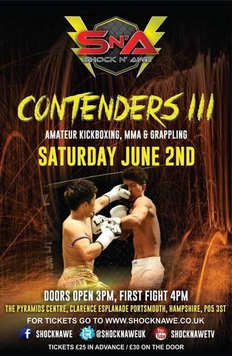 Shock n' Awe Contenders 3