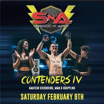 Shock n' Awe Contenders 4