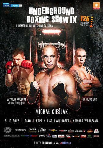 Underground Boxing Show 9